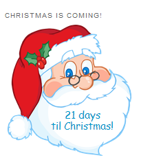 Christmas-Countdown-Widget-Plugin