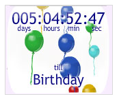 WordPress-Countdown-Clock-Plugin-Birthdays