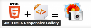 Плагин JM HTML5 Responsive Gallery добавляет адаптивные галереи