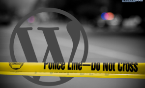 kill wordpress
