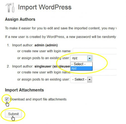 assign-authors