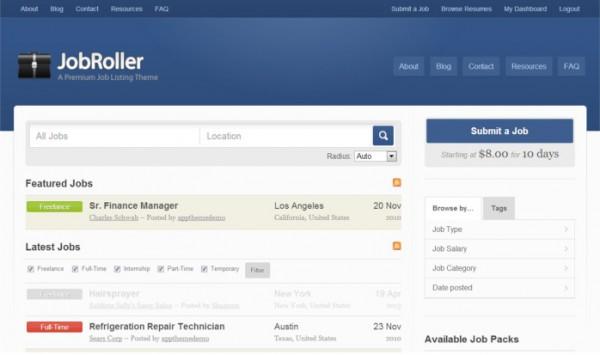 jobroller-homepage