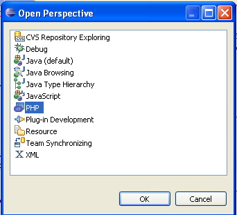 eclipse_open_perspective_php