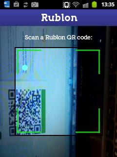 Rublon-Scan