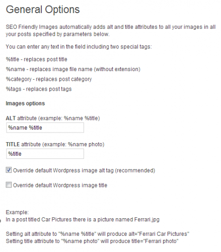 SEO-Friendly-Images-Plugin-Settings