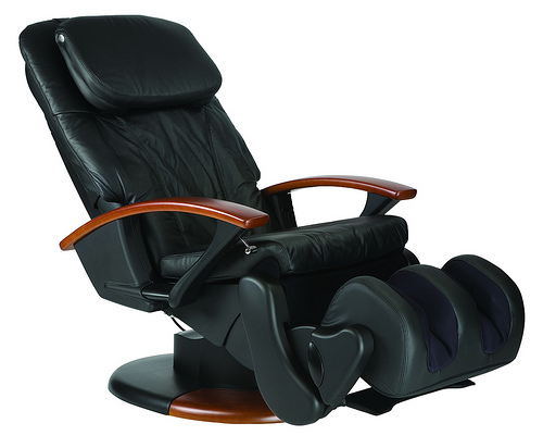 Массажное кресло жизненно важно для программистов, дизайнеров и т.д.
