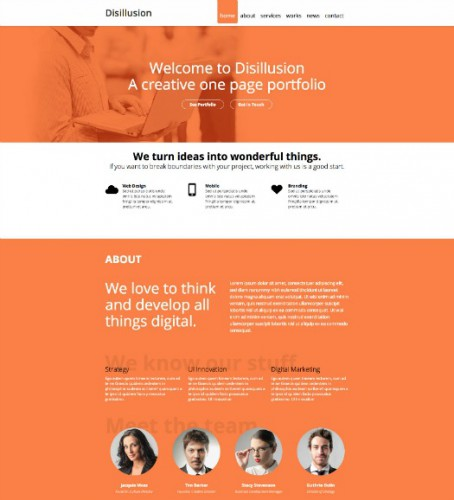 disillusion-wordpress-theme