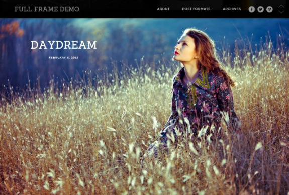 full-frame-wordpress-theme