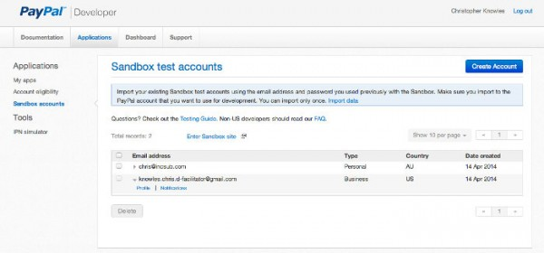 paypal-sandbox-test-accounts