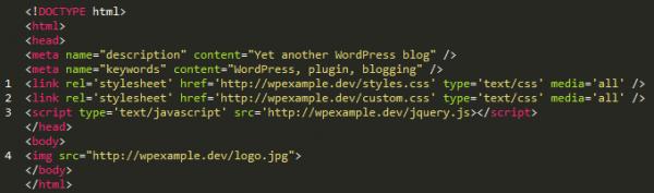webpage-html-code