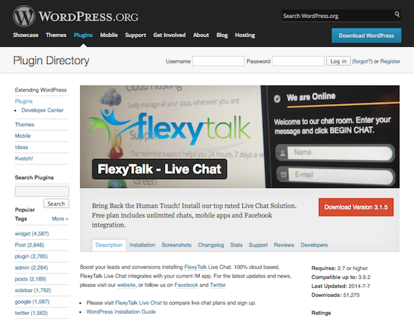 FlexyTalk-live-chat