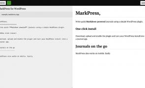 MarkPress-editor