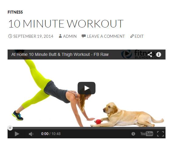 fitness-video