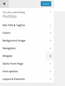 portfolio-customizer