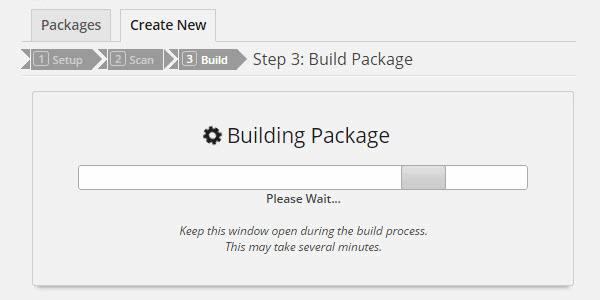 Duplicator-Build-Package