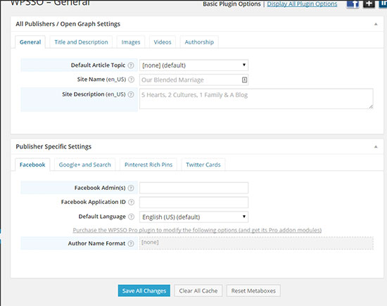 WordPress-Social-Sharing-Optimization-General-Settings-Page