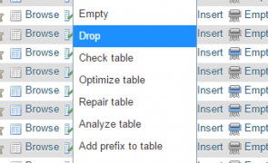 drop-multiple-database-tables