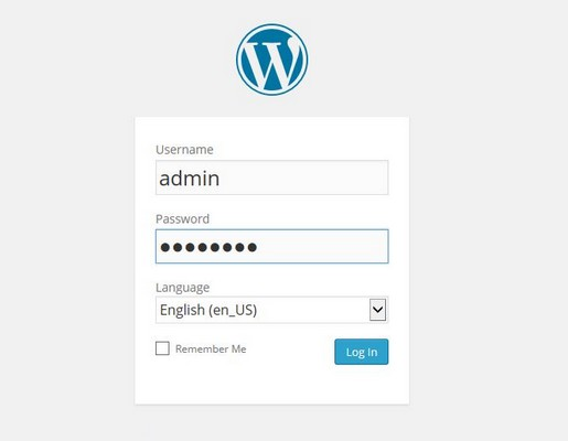 4-Instant-WordPress