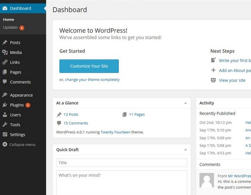 5-Instant-WordPress