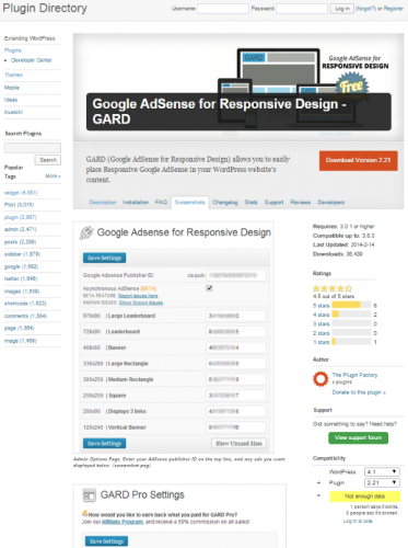AdSense-for-Responsive-Design-GARD