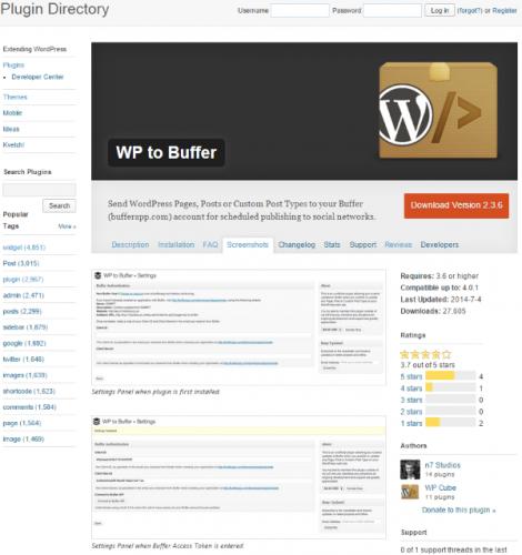 WP-to-Buffer