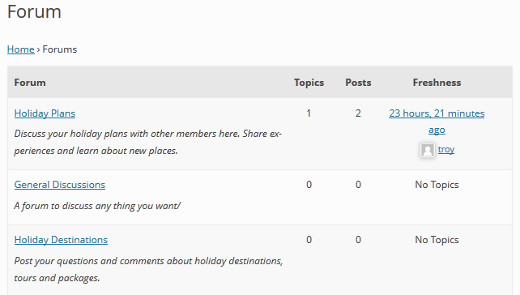 bbpress-forum-index