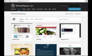 wordpress-theme-directory