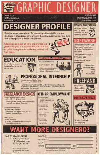Resume-by-Hand