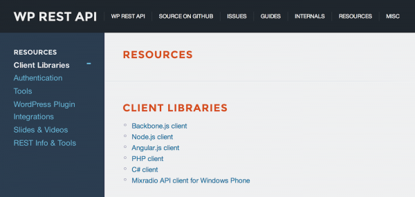 wp-rest-api-resources