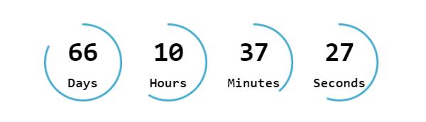 Countdown-plugin