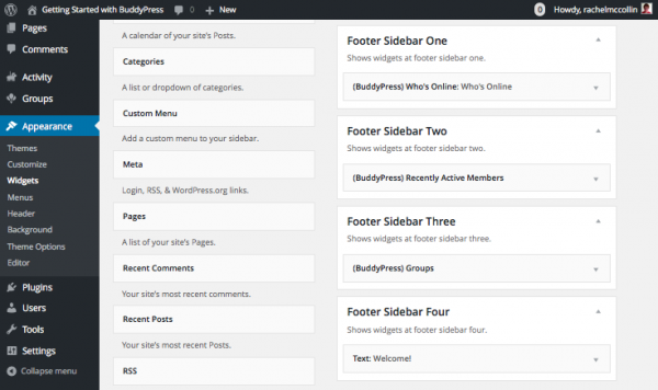 buddypress-footer-widgets