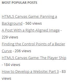 most-popular-posts