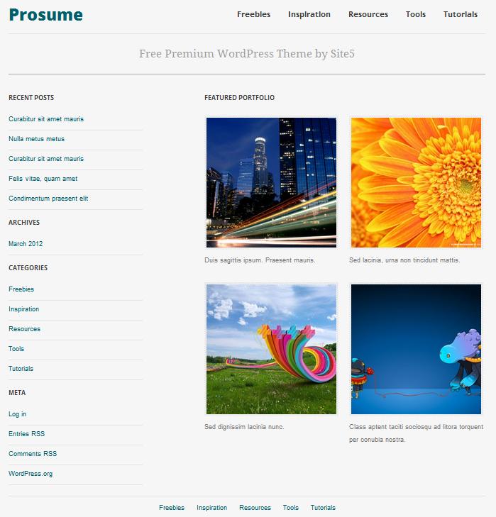 prosume