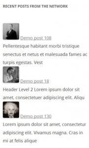 Плагин Recent Global Posts Widget использует для своей работы Post Indexer