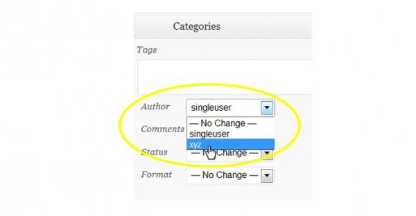 change-author