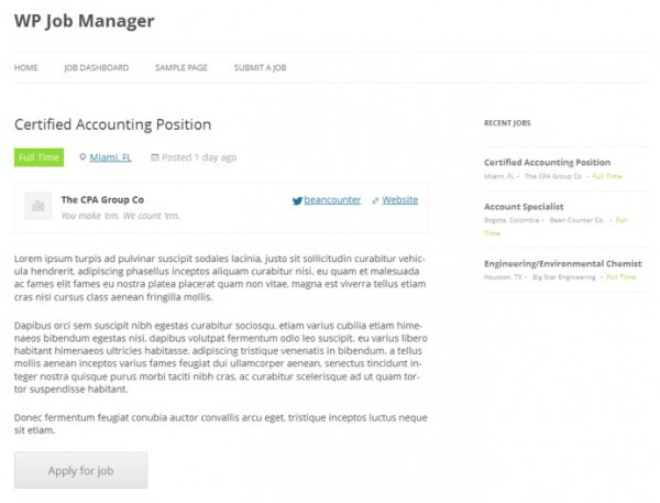 wpjobmanager-single-job-page