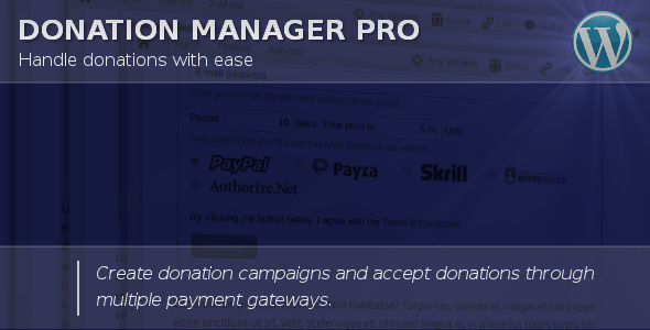 donation-manager-pro