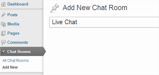 newchatroom