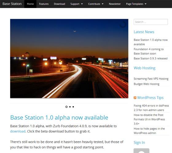 base-station