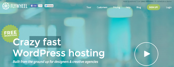flywheel-hosting