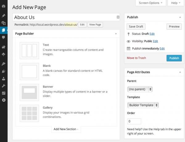 make-page-builder