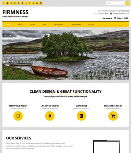 firmness-theme