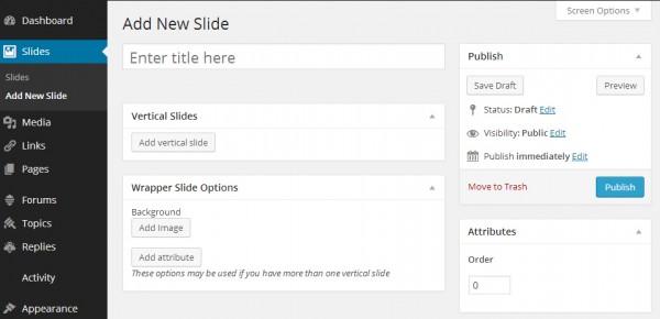 add-slide