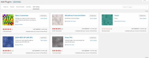 FeaturedPlugins