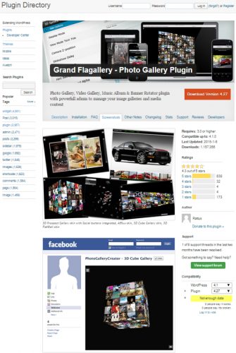 Photo-Gallery-Plugin