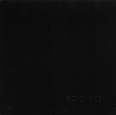 "Альбом ""The Black Album"" Бойда Райса"