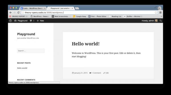 codio-wordpress-frontend