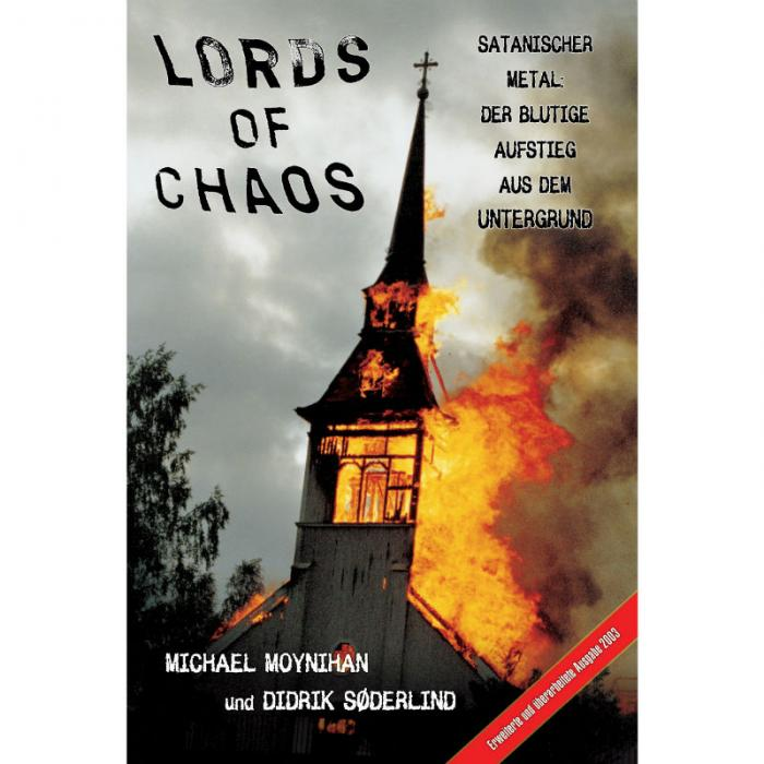 "Книга ""Lords of Chaos"""