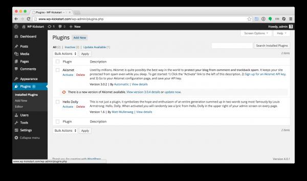 WordPress-install-plugins-list