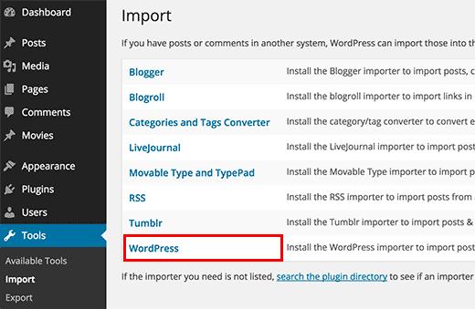 wp-import